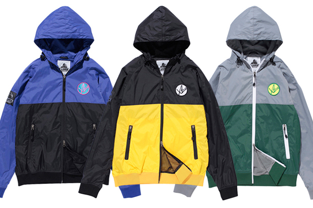 XLarge Hooded Nylon Jacket