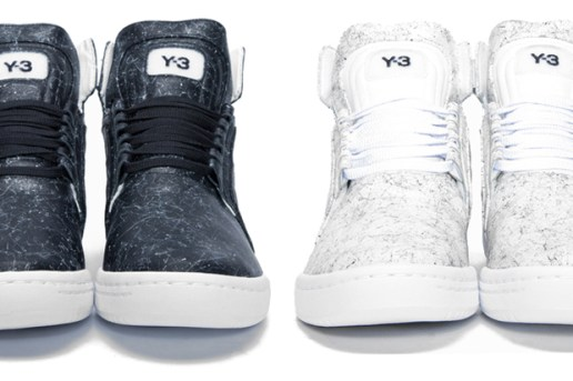 Y-3 2010 Spring/Summer Hayworth Mid II