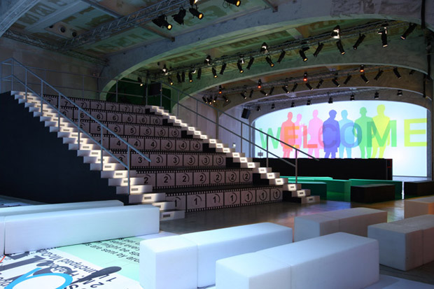 2010 Fall/Winter Menswear Venues