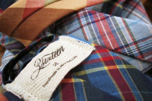 3sixteen 2010 Spring Tie Collection