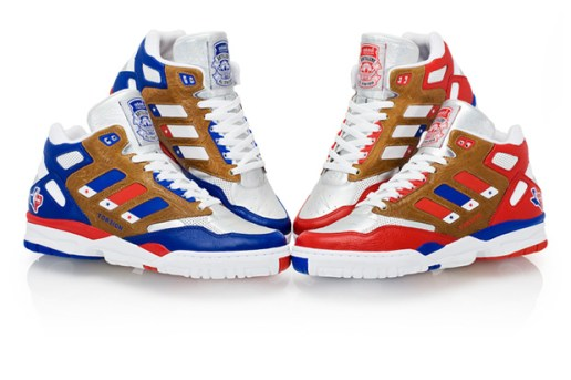 adidas Consortium NBA Celebrity All Star Pack - East & West