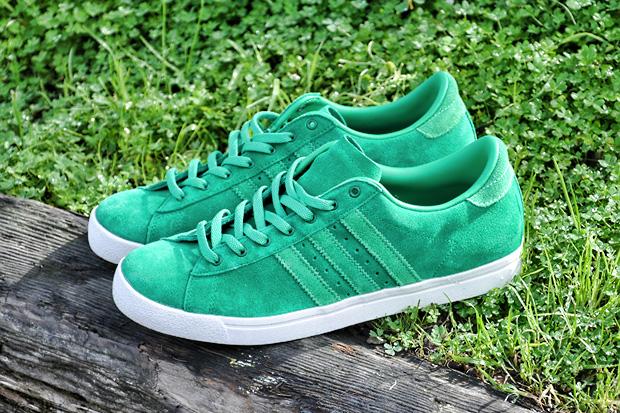 adidas Originals 2010 Spring Greenstar