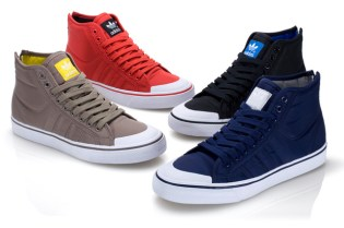 "adidas Originals 2010 Spring Collection Nizza High ""Zip"""