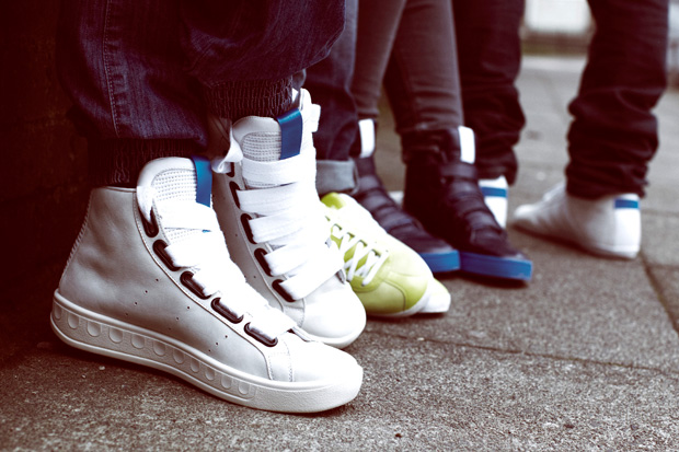 adidas Originals Blue Label Collection A.039