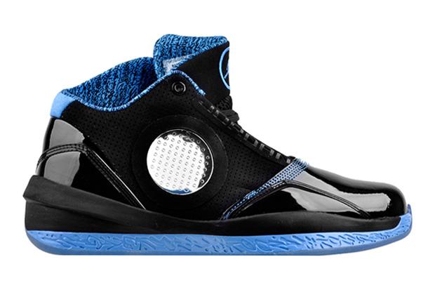 Air Jordan 2010 Black/University Blue