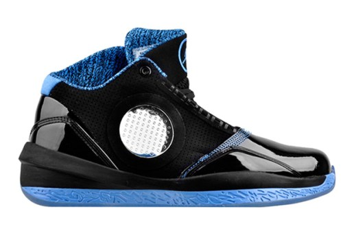 Air Jordan 2010 Black/University Blue