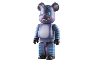 Alice in Wonderland x Medicom Toy Cheshire Cat Bearbrick 400%