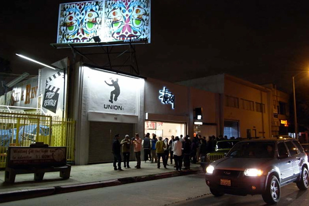 Stussy x CLAE Shop-in-Shop Refresh x All Gone LA Event