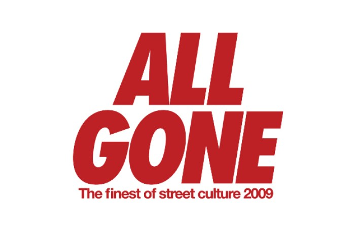 All Gone 2009 US Release Tour