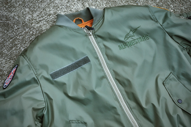Alpinestars Bovver Aggro Flight Jacket