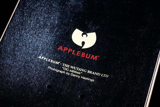 Applebum x Wu-Tang Skate Deck