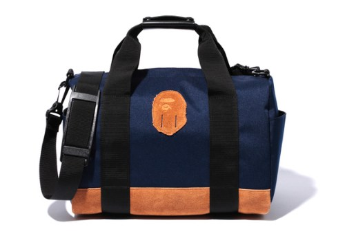 A Bathing Ape Weekend Bag