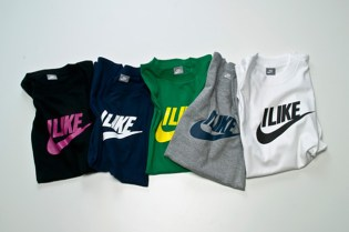 "BEAMS T x Nike Sportswear Sport is Art ""I LIKE"" Tees"