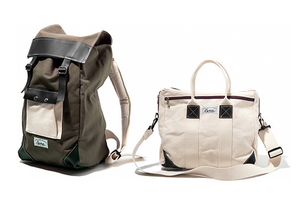 Beckel Canvas Products Eena Rucksack and Duffle