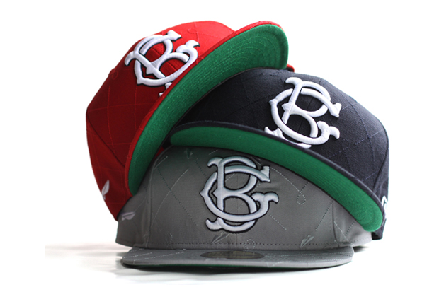 Benny Gold Diamonds Embroidered New Era Cap