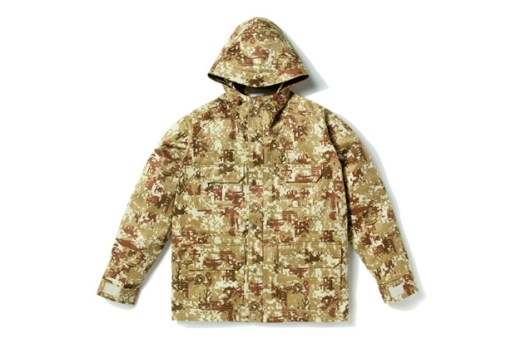 "Billionaire Boys Club 2010 Spring/Summer ""DESERT DIGI CAMO"" Collection"