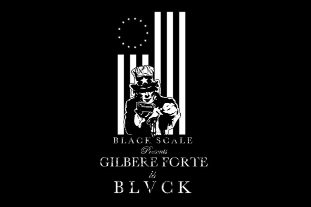Black Scale presents Gilbere Forte is BLVCK