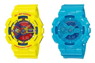 CASIO G-SHOCK 2010 March Releases