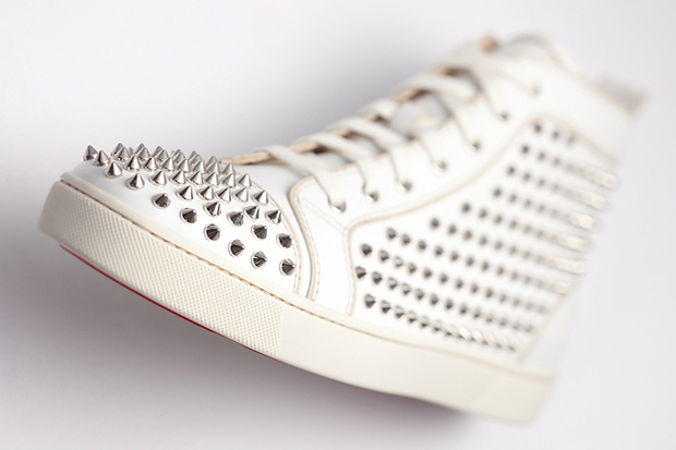 Christian Louboutin Studded Sneaker
