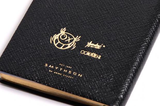 """colette x André x Smythson """"Metaphysique"""" Notebook"""