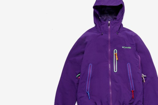Kinetics x Columbia Faraday Jacket