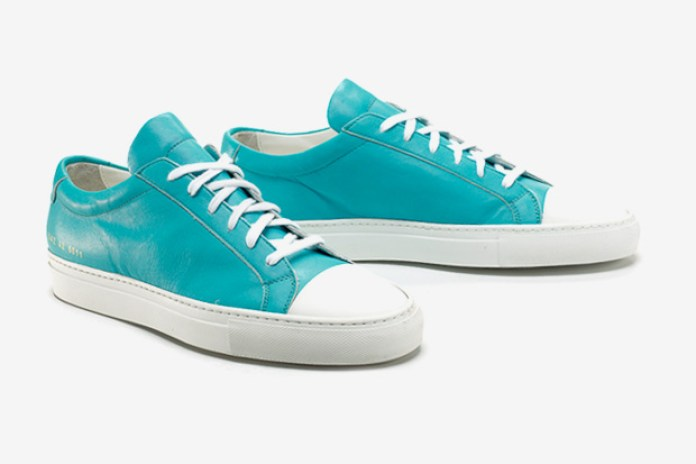 Common Projects Cap Toe Low