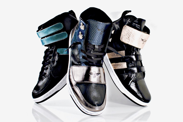 Creative Recreation for Barneys New York 2010 Spring Footwear