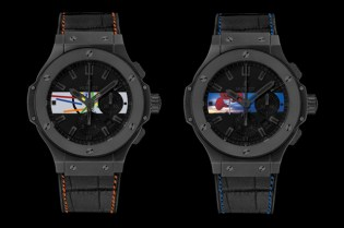 Depeche Mode x Hublot Big Bang Collection