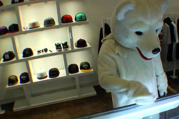 "Diamond Supply Co. x Hall of Fame ""Un-Polo Polar Bear"" Commercial"