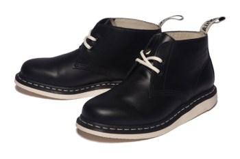 Dr. Martens 2010 Spring/Summer Collection Atom Harris Chukka Boot