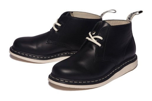 Dr. Martens 2010 Spring/Summer Collection Atom Harris Chukka Boot