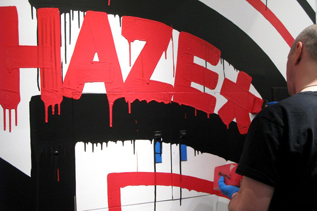 Eric Haze Stussy Shinjuku Installation