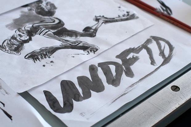 Erik Brunetti x UNDFTD Preview