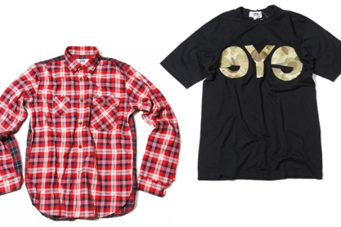 eYe JUNYA WATANABE COMME des GARCONS MAN 2010 February Releases