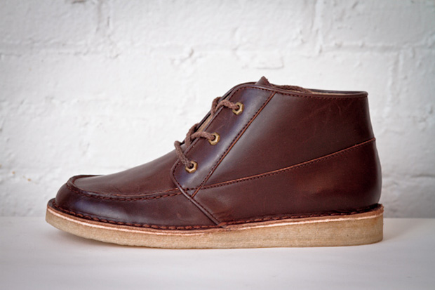F-Troupe 2010 Fall/Winter Shoe Preview