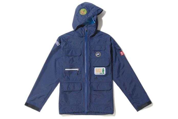 F.C.R.B. Storm-Fit5 Tour Mountain Jacket