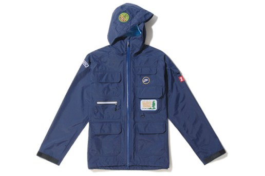 F.C.R.B. Storm-Fit5 Tour Mountain Jacket