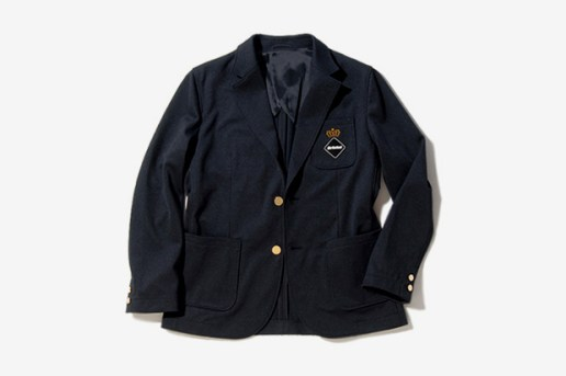 F.C.R.B. 2010 Spring/Summer Tailored Jacket