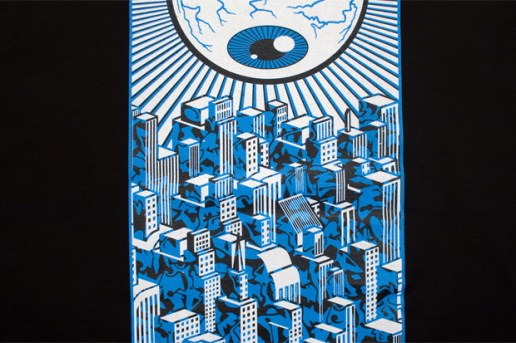 Dave Little x Firmament x Beck's Gold Urban Experiences Project