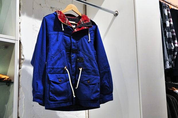 Garbstore Special Edition Mountain Providence Parka
