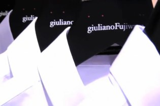 giulianoFujiwara Collection Spring/Summer 2010 Interview