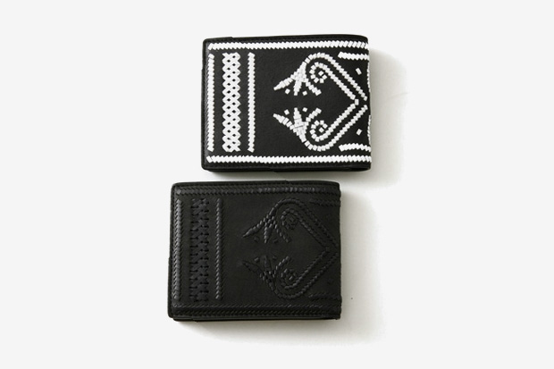 Givenchy by Riccardo Tisci Woven Wallets