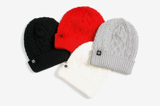 GOODENOUGH 2010 Spring Cable Knit Beanies