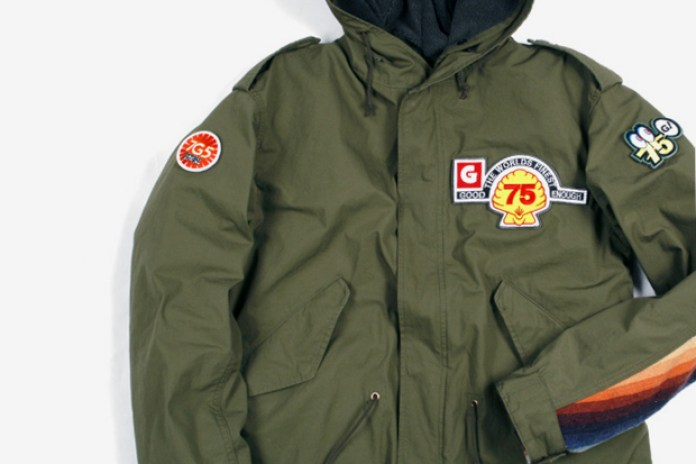 GOODENOUGH 20th Anniversary Mods Jacket