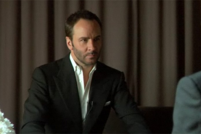 GQ Talking Style With Tom Ford