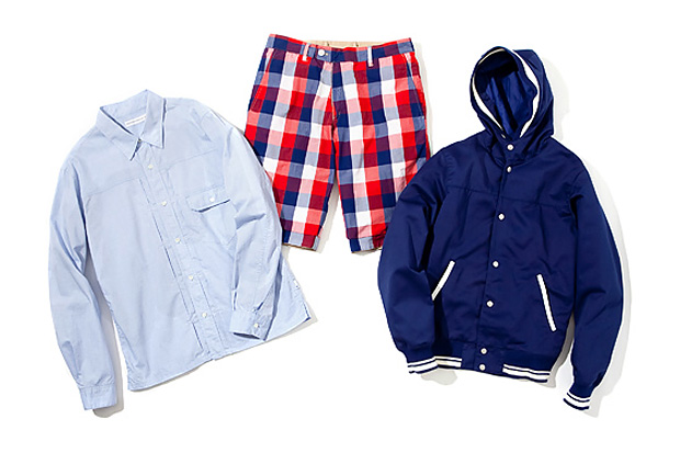 Head Porter Plus 2010 Spring/Summer Collection New Releases