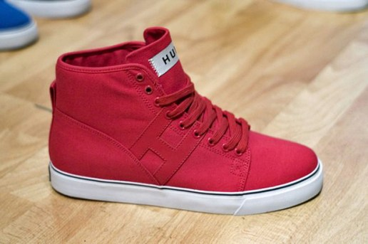 HUF Footwear Preview