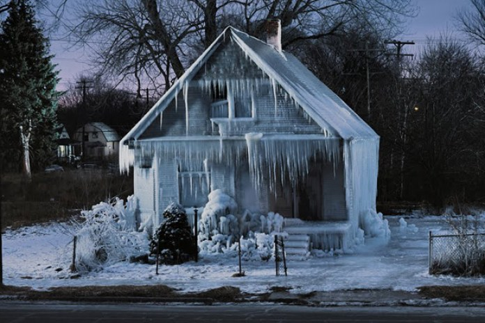 """Ice House"" by Matthew Radune & Gregory Holm"
