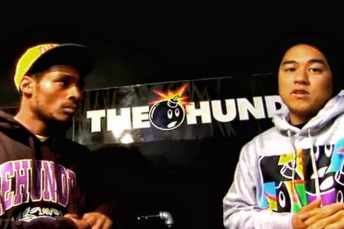 In The Cutts: The Hundreds