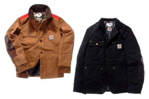 Junya Watanabe x Carhartt Jacket - A Closer Look